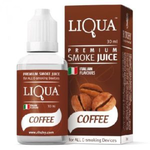 Ritchy Liqua coffee